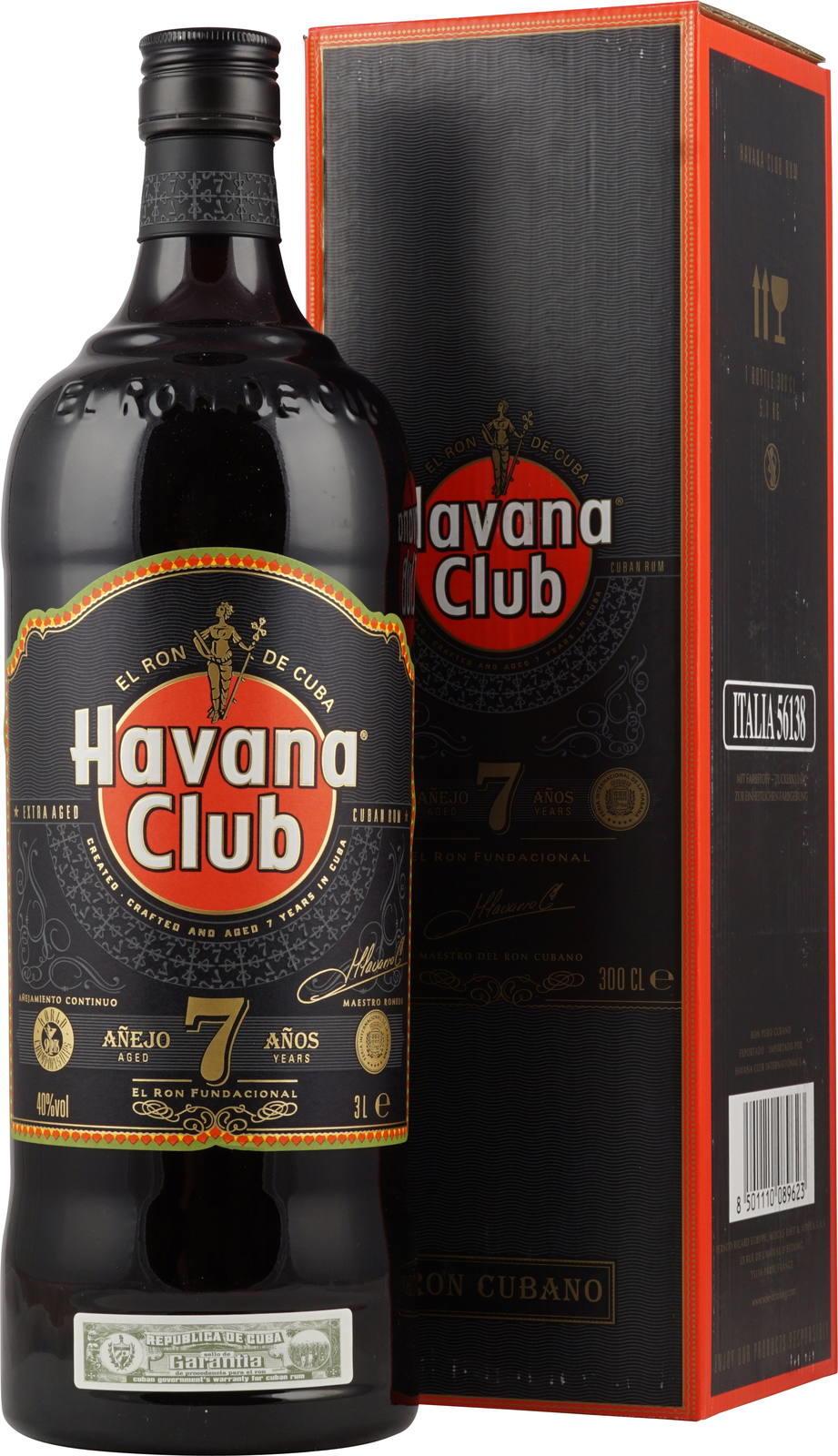 Havana Club 3l